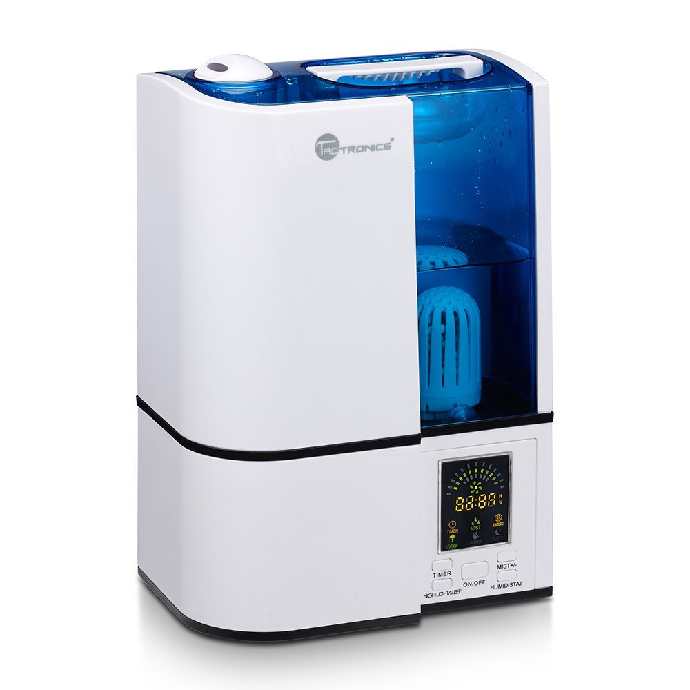 TaoTronics Humidifier Ultrasonic Cool Mist