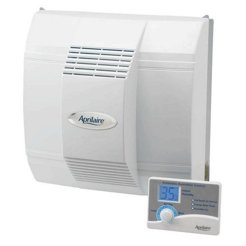 Aprilaire 700 Whole House Humidifier with Automatic Digital Control, .75 Gallons hr