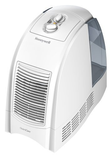 Honeywell QuietCare Cool-Moisture Humidifier, 3-Gallon, HCM-630