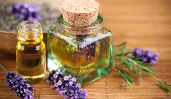 Lavender Oil for nail care